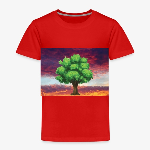 Tree in the Wasteland - Kids' Premium T-Shirt