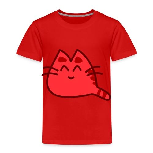 Cute Cat Katze Miau - Kinder Premium T-Shirt