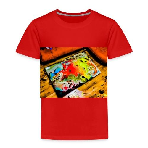 Love hope peace - Koszulka dziecięca Premium