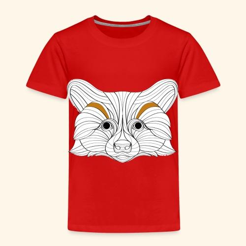 Der Fuchs - Kinder Premium T-Shirt