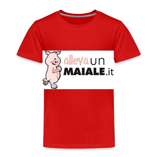 Coulotte donna allevaunmaiale.it - Maglietta Premium per bambini