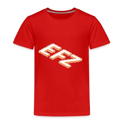 S.1 Shorts EFZ LOGOMAIN - Kinder Premium T-Shirt