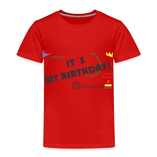 Birthday - Insta Wizard - Kids' Premium T-Shirt