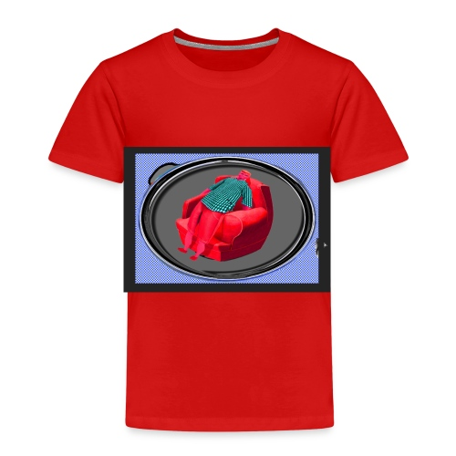 Red Ken - Kids' Premium T-Shirt