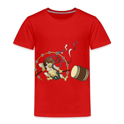 RAIIN mit Taiko und Bachi - Kinder Premium T-Shirt