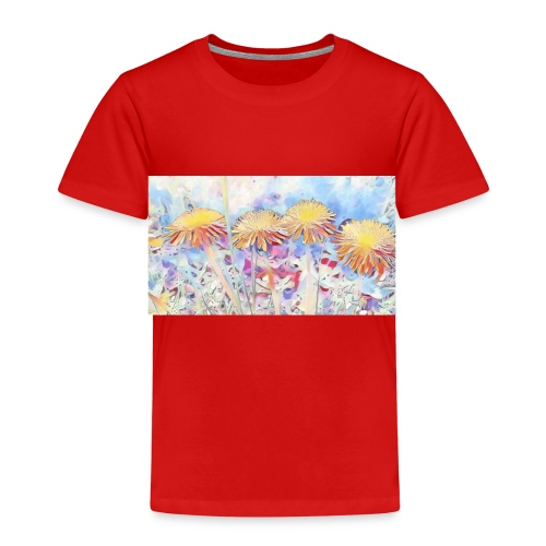 Pastellfarben - Kinder Premium T-Shirt