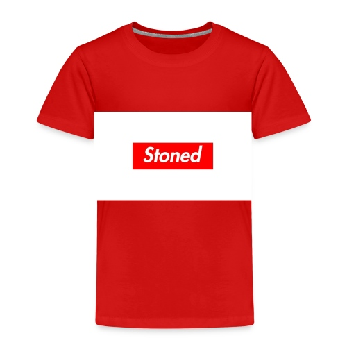 stoned - Kinder Premium T-Shirt