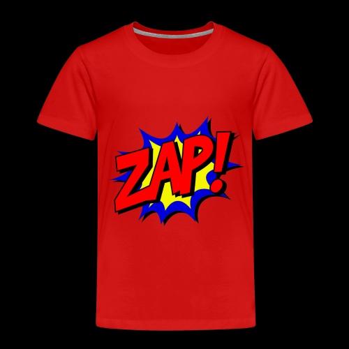 Zap! - Kinder Premium T-Shirt