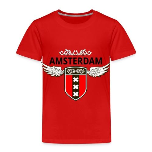 Amsterdam Netherlands - Kinder Premium T-Shirt