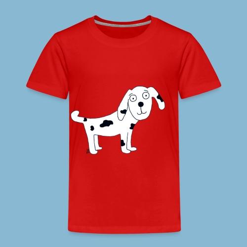 Hund Leo der treue - Kinder Premium T-Shirt