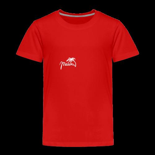 Malibu - Kinder Premium T-Shirt