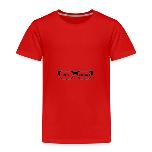 Nerd Approved - Kinder Premium T-Shirt