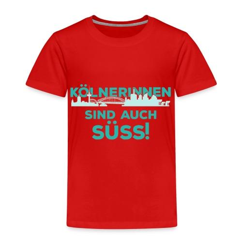 Für alle Kölnerinnen und Kölnfans! - Kinder Premium T-Shirt
