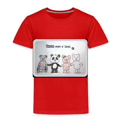United bears of love - T-shirt Premium Enfant