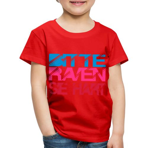 bitte raven - Kids' Premium T-Shirt