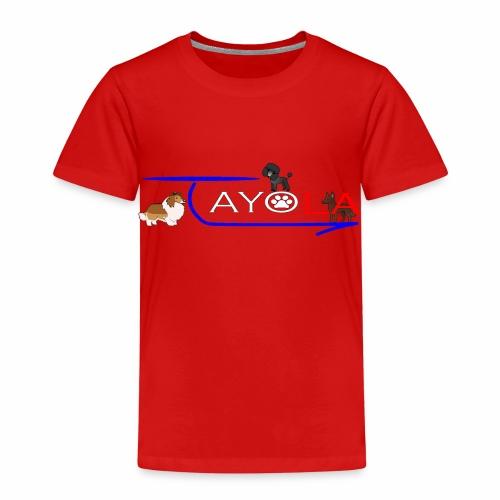 Tayola White - T-shirt Premium Enfant