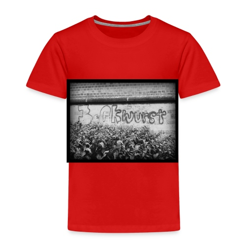 Is mir Bockwurst... - Kinder Premium T-Shirt