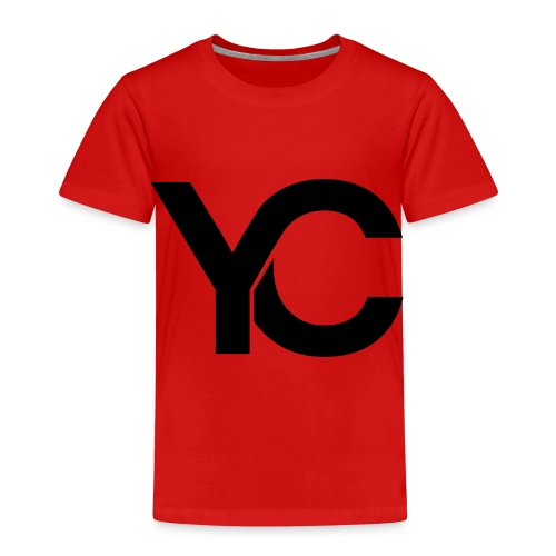 YC Black Logo - Kids' Premium T-Shirt