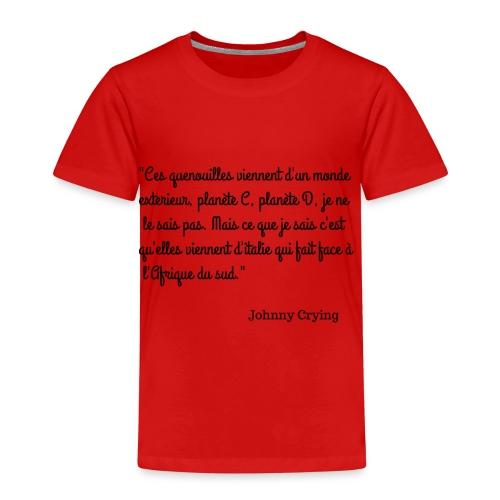 LES QUENOUILLES - T-shirt Premium Enfant