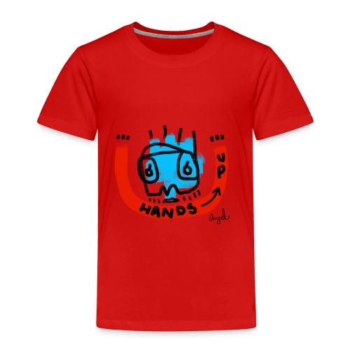 Ilustracio n sin ti tulo 5 - Camiseta premium niño