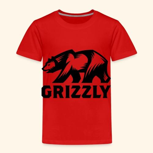 Grizzly - Kinder Premium T-Shirt