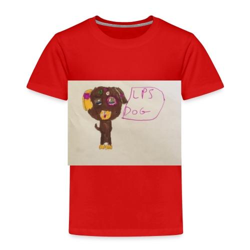 Little pets shop dog - Kids' Premium T-Shirt