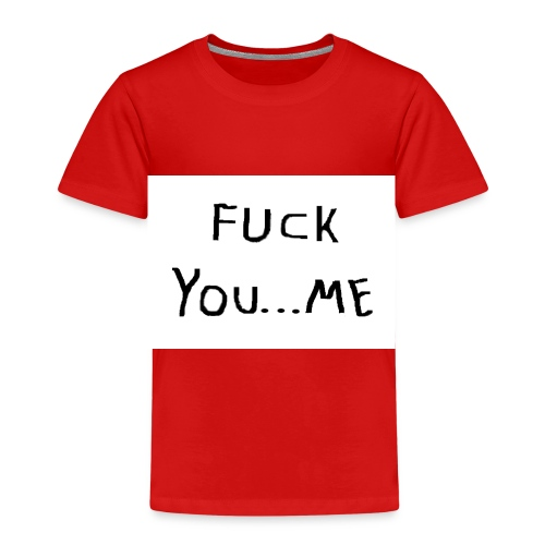 Fuck - Kinder Premium T-Shirt