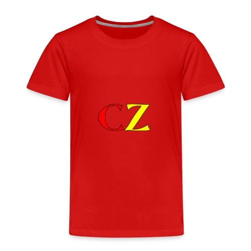CZ normale teddybeer - Kinderen Premium T-shirt