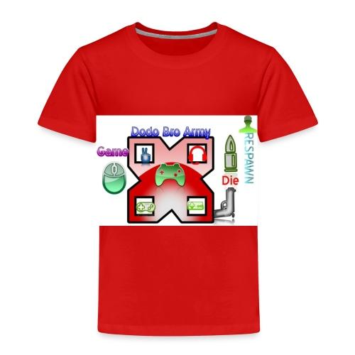 dodo logo - Kids' Premium T-Shirt