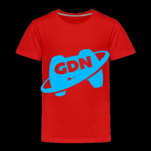 Game Dev Network: Blue - Kids' Premium T-Shirt