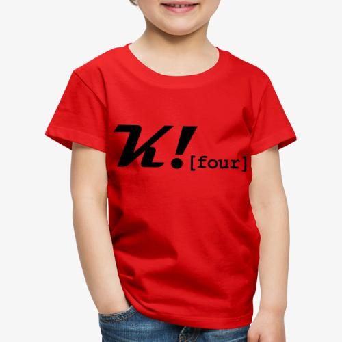 Unser Stil - Kinder Premium T-Shirt