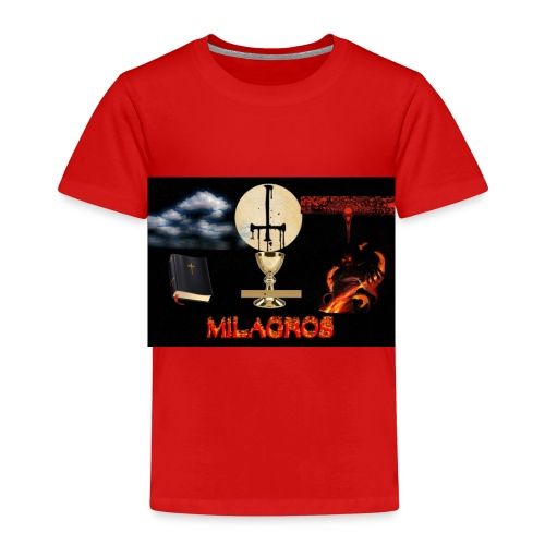 MILAGROS - Camiseta premium niño