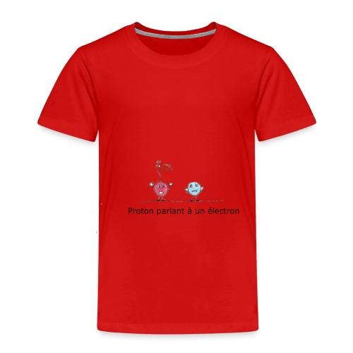 electron - T-shirt Premium Enfant