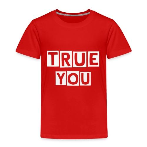 TrueYou - Kids' Premium T-Shirt