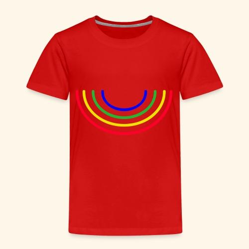Rainbowl - Kinder Premium T-Shirt