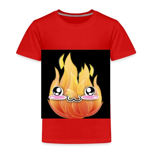 FireDotLess Original logo - Kids' Premium T-Shirt