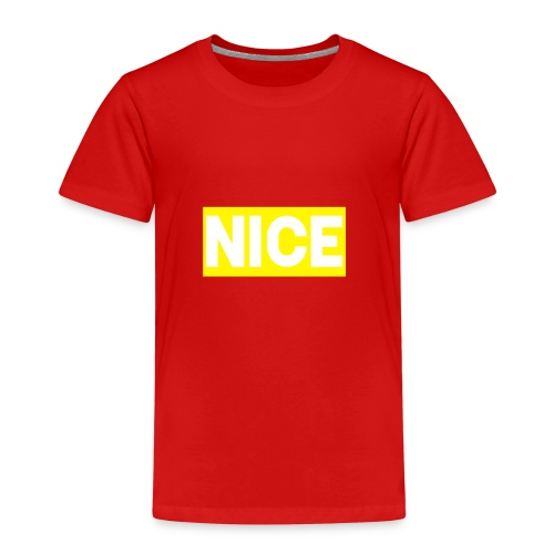 Nice - Kinder Premium T-Shirt