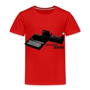 Since ZX81 - Kids' Premium T-Shirt