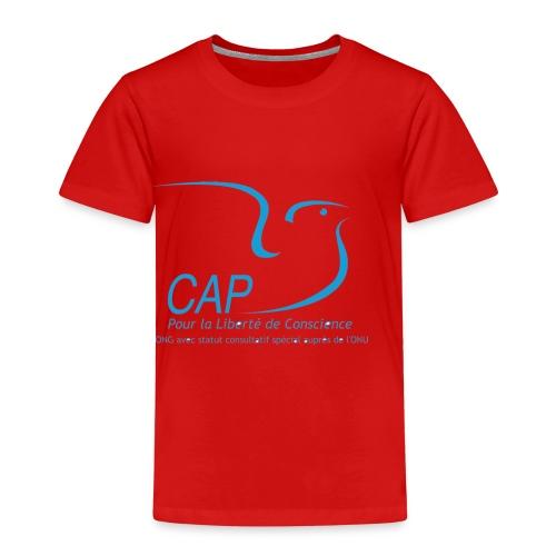 caplc logo ngo fr - T-shirt Premium Enfant