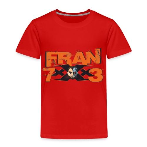 FranxXx73 LOGO - Camiseta premium niño