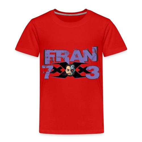 FranxXx73 Morado Twitch - Camiseta premium niño