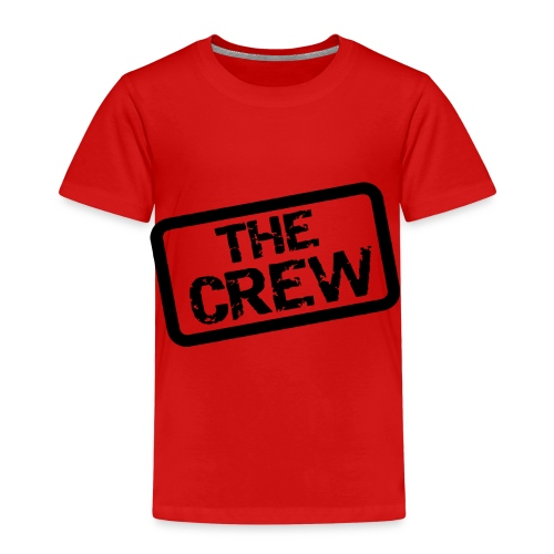 Crew logo - Premium-T-shirt barn