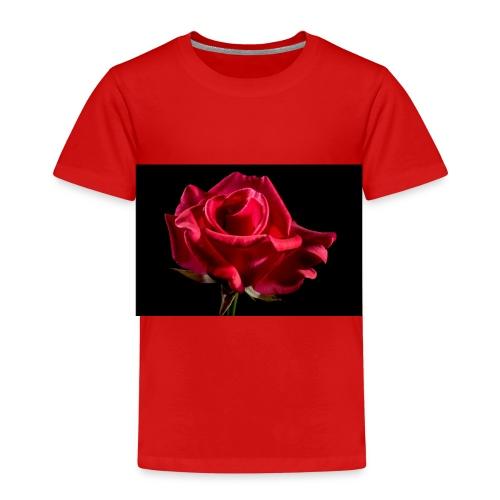 T-Shirt Rose Geschenk Geschenkidee - Kinder Premium T-Shirt