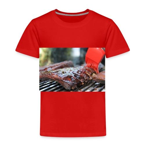 Spareribs Glase - Kinder Premium T-Shirt