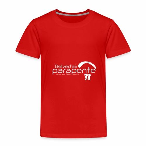 logo belvedair blanc - T-shirt Premium Enfant