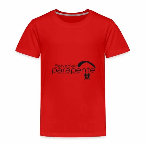 logo belvedair noir 01 - T-shirt Premium Enfant