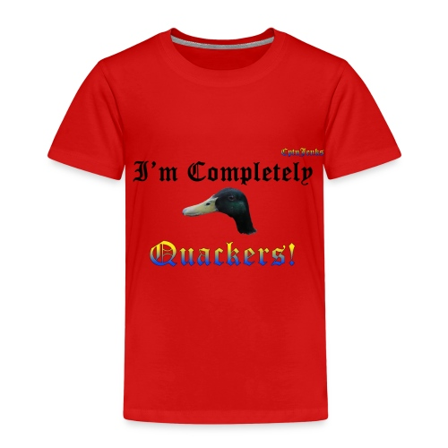 Quackers - Kids' Premium T-Shirt