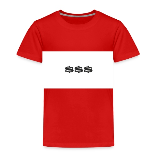 DOLLA DOLLA - Kinder Premium T-Shirt