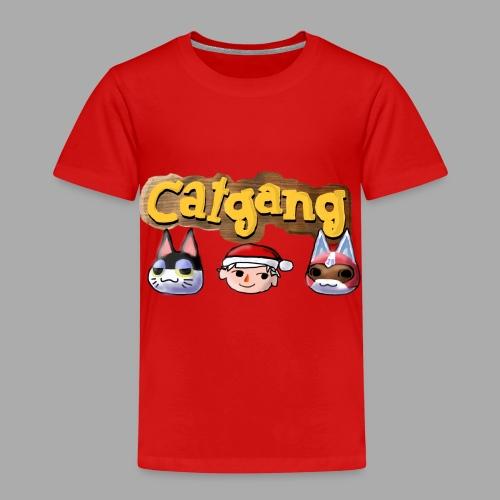 Animal Crossing CatGang - Kinder Premium T-Shirt