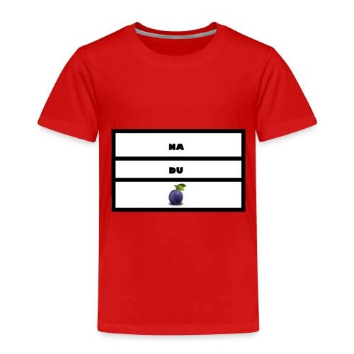 nadupflaume - Kinder Premium T-Shirt